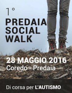 Predaia Social Walk tit